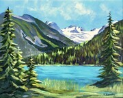 Joffre First Lake