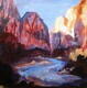 Zion - the Canyon